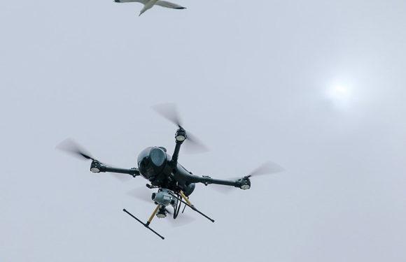 Краснодарский край заполонили дроны ГИБДД