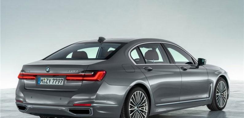 Флагманский седан BMW переходит на электричество